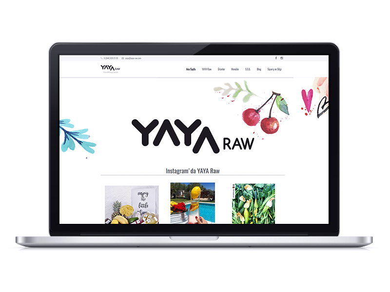 Yaya-Raw Healthy Food